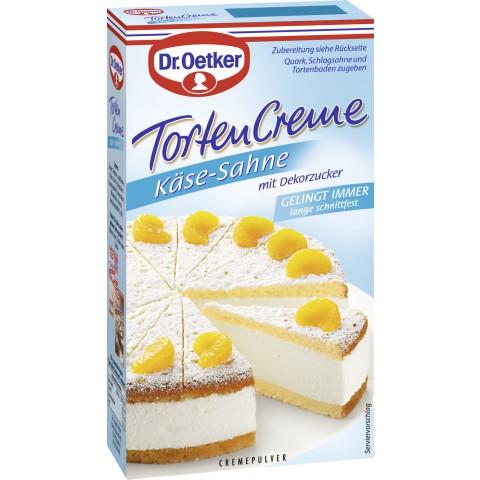 Dr.Oetker Tortencremepulver Käse-Sahne