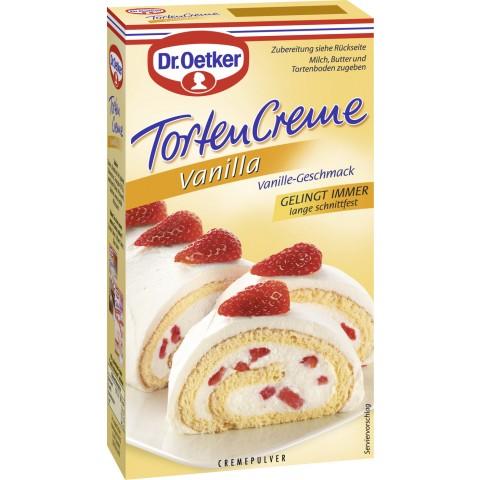 Edeka24 Dr Oetker Tortencremepulver Vanilla Kaufen