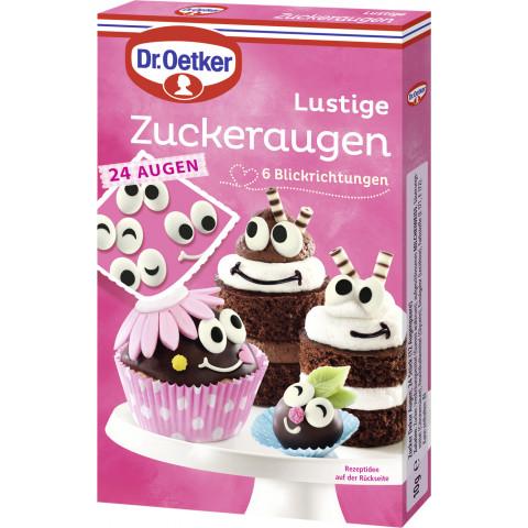 Dr.Oetker Lustige Zuckeraugen 10G