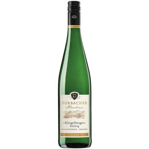 Durbacher Plauelrain Klingelberger Riesling trocken 2019 0,75 ltr