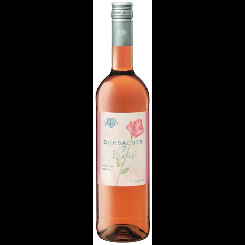 Durbacher Spätburgunder Rosé trocken Edition Rose 2017 0,75 ltr