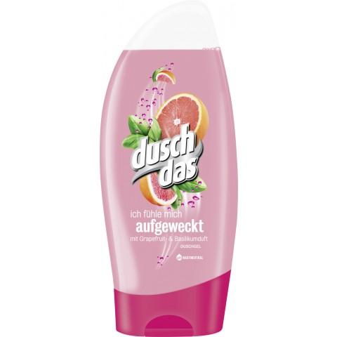 Duschdas Ich fühle mich aufgeweckt Duschgel