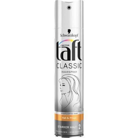 Schwarzkopf 3 Wetter Taft Classic Haarspray starker Halt 2 250 ml