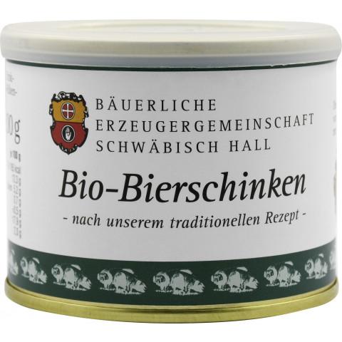 Echt Hällische Bio Bierschinken 200 g