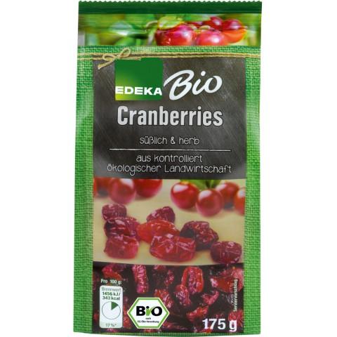 EDEKA Bio Cranberries
