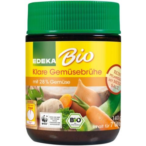 EDEKA Bio Klare Gemüsebrühe