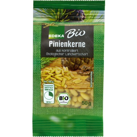 EDEKA Bio Pinienkerne 50 g