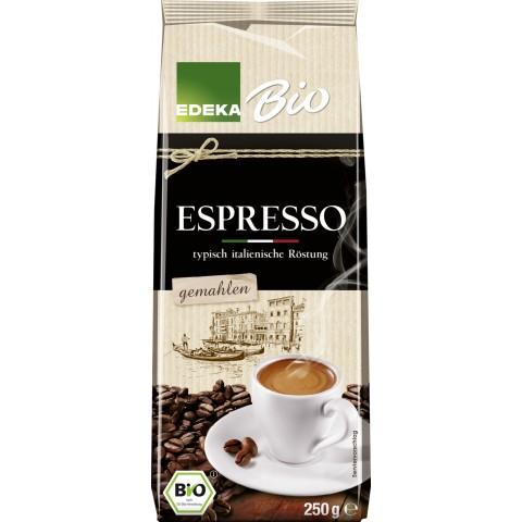 EDEKA Bio Espresso gemahlen