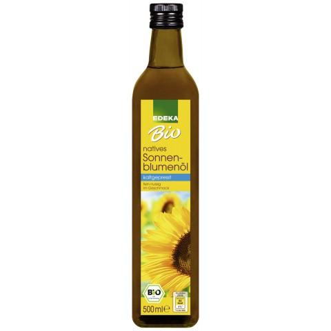 EDEKA Bio Natives Sonnenblumenöl