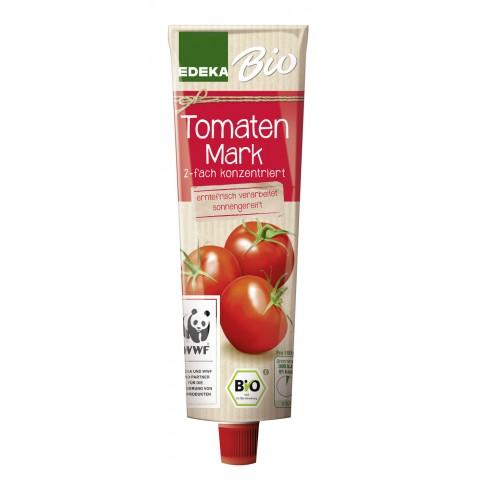 EDEKA Bio Tomatenmark 2-fach konzentriert 200 g