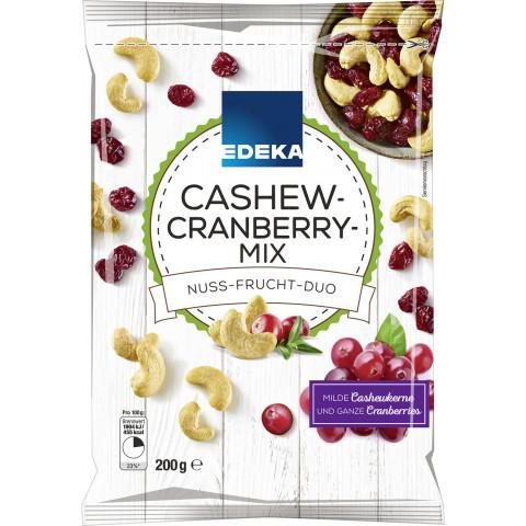 EDEKA Cashew-Cranberry-Mix 200 g