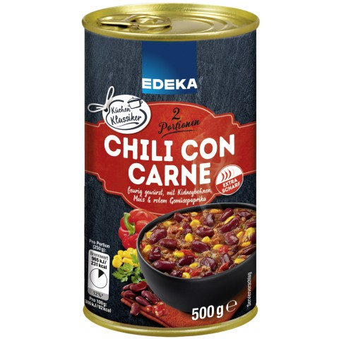 Edeka Chili con Carne 500 g