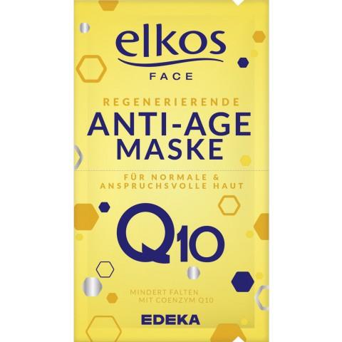 Elkos Face Regenerierende Anti-Age Maske 2x 8 ml