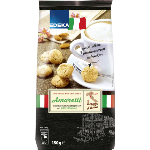 EDEKA Italia Amaretti 150G