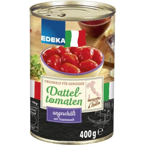 EDEKA Italia Datteltomaten