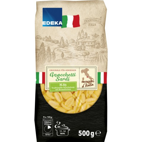 EDEKA Italia Gnocchetti Sardi
