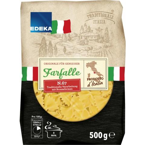 EDEKA Italia Nudeln Farfalle