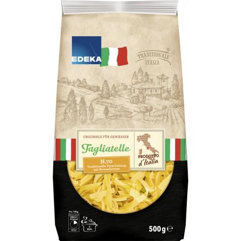 EDEKA Italia Nudeln Tagliatelle gelb 500 g