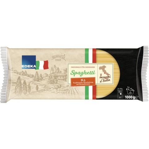 EDEKA Italia Spaghetti Großpackung