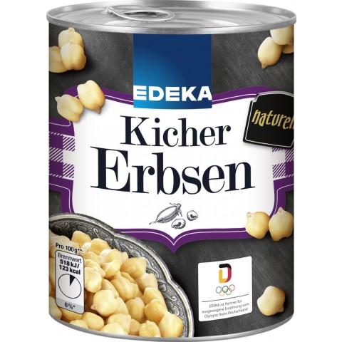 EDEKA Kicher Erbsen 800 g