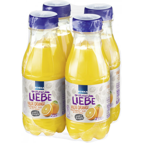 Edeka24 Edeka Milde Orange 4x 330ml Online Kaufen