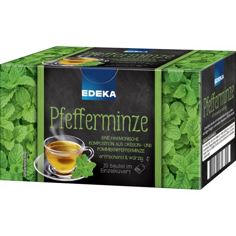 EDEKA Pfefferminze Tee