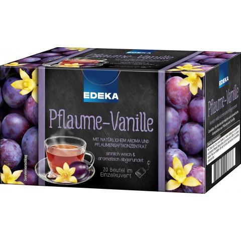 EDEKA Pflaume-Vanille-Tee