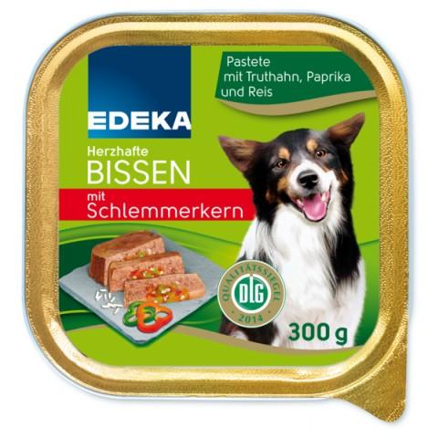 EDEKA Herzhafte Bissen mit Schlemmerkern 0,3 kg