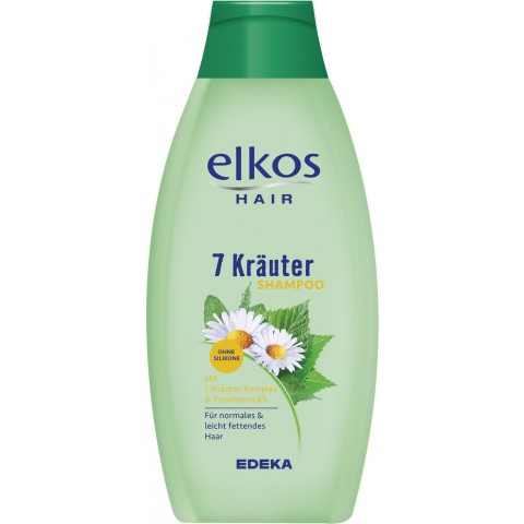 elkos Hair 7 Kräuter Shampoo