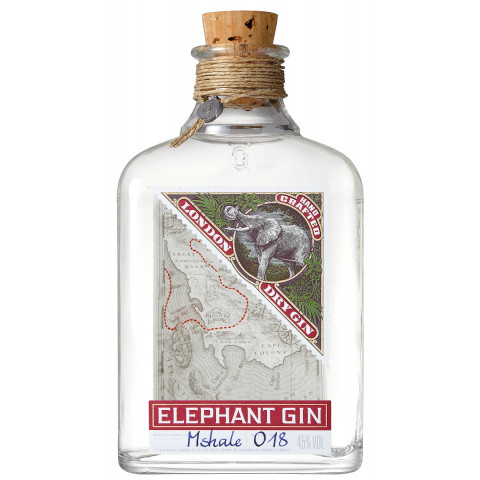 Elephant Gin London Dry 0,5L