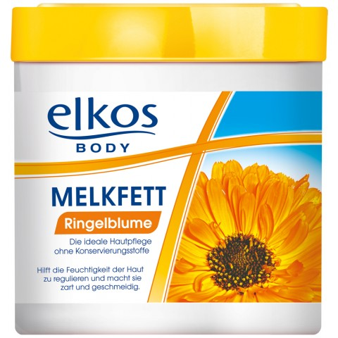 elkos Melkfett mit Ringelblumen 250 ml