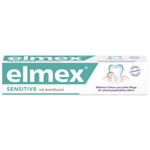 Elmex Sensitive Zahnpasta