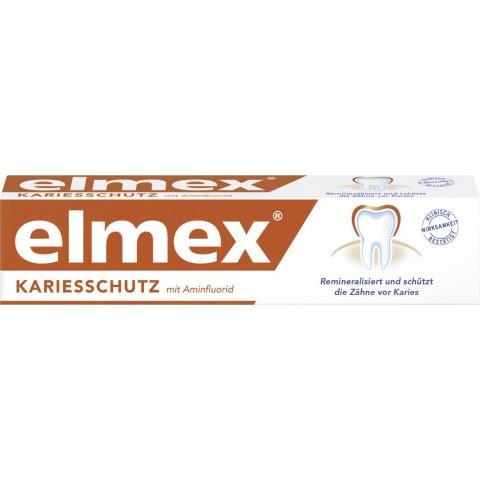 Elmex Zahncreme Kariesschutz 75 ml