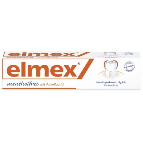 Elmex Zahncreme Mentholfrei