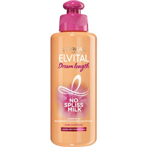 L'Oreal Elvital Dream Length No Spliss Milk 200 ml