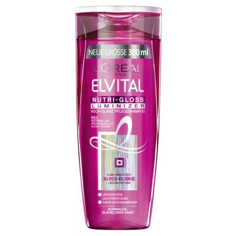 Elvital Nutri-Gloss Luminizer Shampoo
