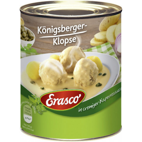 Erasco 6 Königsberger Klopse 800 g