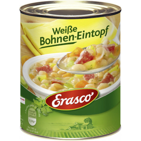 Erasco Weiße Bohnen-Eintopf 800 g