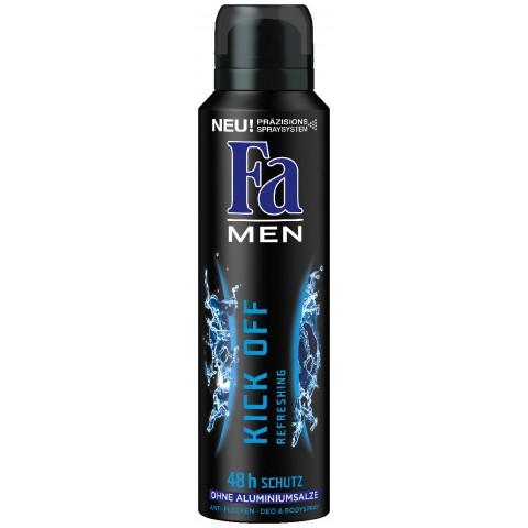 Fa Deospray Men Kick Off 150 ml