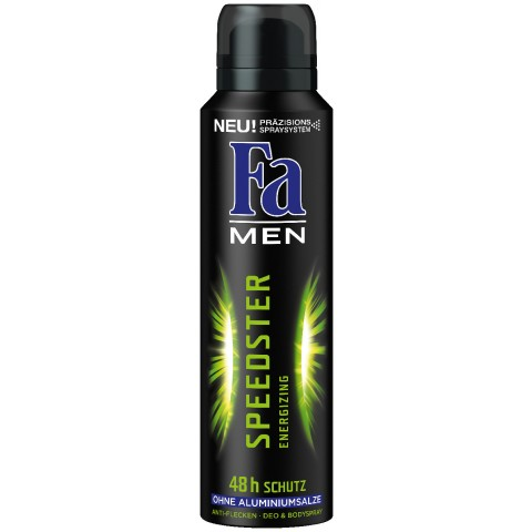 Fa Deospray Men Speedster 150 ml
