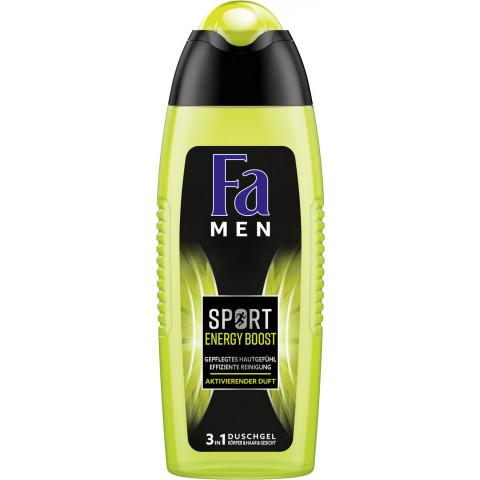 Fa Duschgel Men Sport Energy Boost 250 ml