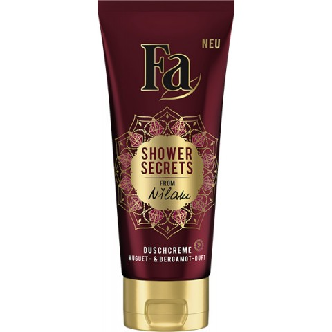 Fa Shower Secrets Duschcreme from Nilam