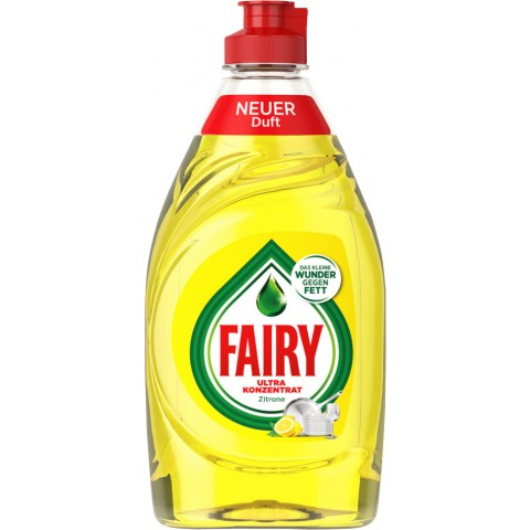 Fairy Ultra Konzentrat Zitrone Handspülmittel 450 ml