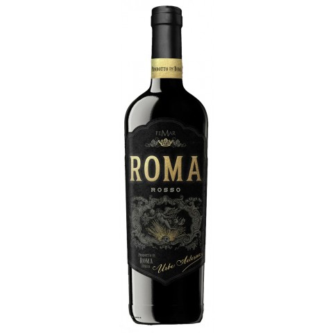 Femar Roma Rosso DOC 2018 0,75 ltr