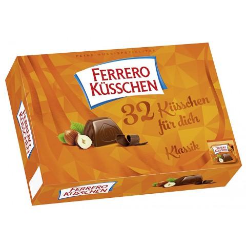 Ferrero Küsschen 32 Stück 284G