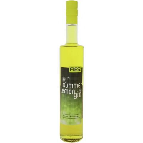 Fies Summer Lemon Gin