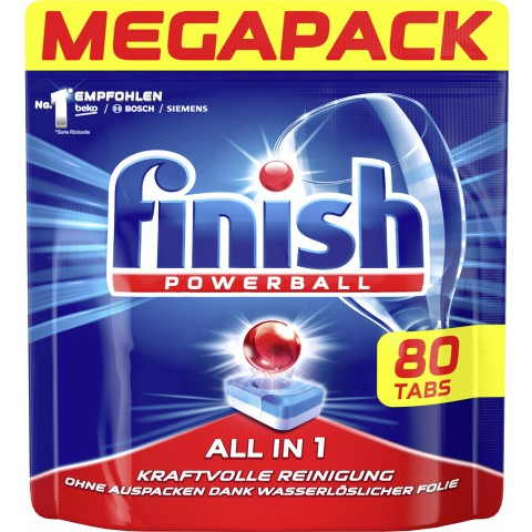 Finish All in 1 Megapack 80 Tabs