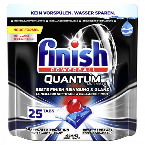 Finish Powerball Quantum Ultimate Regular Tabs 25ST