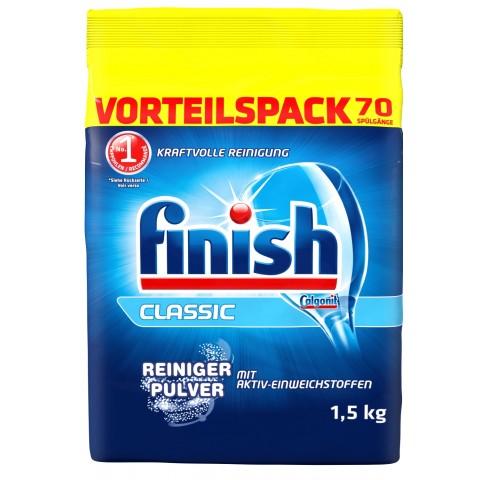 Finish Reiniger Pulver Classic