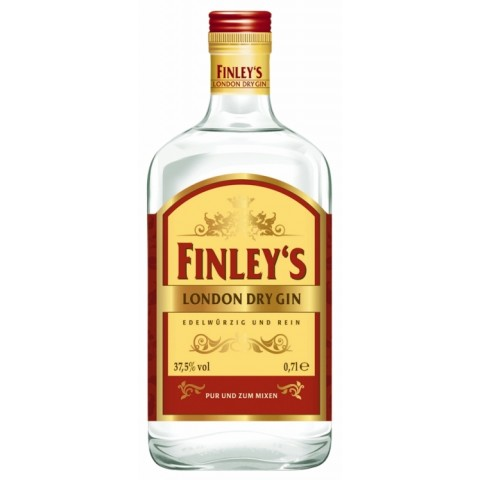 Finley´s London Dry Gin 0,7 ltr